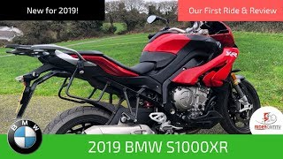 2. 2019 BMW S1000 XR   Our first look and review