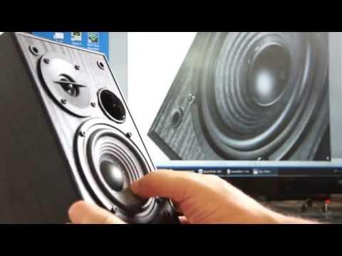 Обзор Edifier R1100. Конструкция и особенности (видео)
