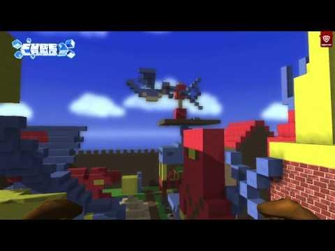 Cubelands Trailer