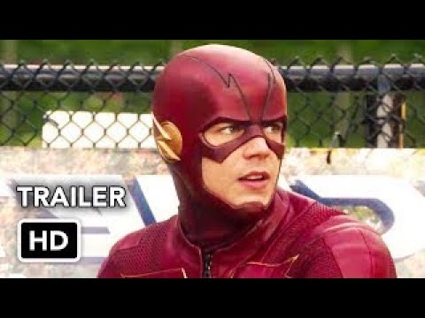 The Flash 4x10 Trailer The Trial of The Flash (HD) Season 4 Episode 10 Trailer