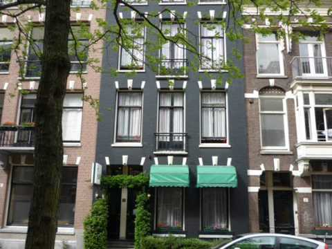 Hotel Kap, Amsterdam, the Netherlands.