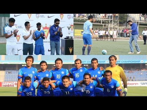 Abhishek Bachchan Feels Future Of Indian Football Is Bright