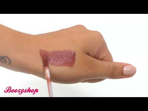 City Color City Color Liquid Matte Extreme Long-Wear Lipstick Mocha