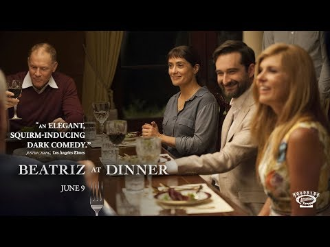 Beatriz at Dinner (Clip 'Did She Say Goat')