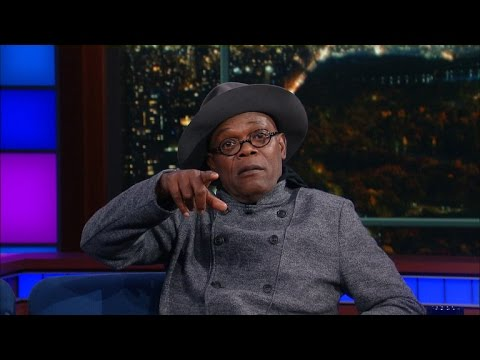 Samuel L Jackson Tries Out Some New Catchphrases