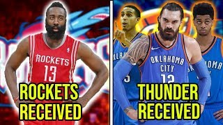 Video 7 WORST NBA Trades in the Last 10 Years MP3, 3GP, MP4, WEBM, AVI, FLV Desember 2018