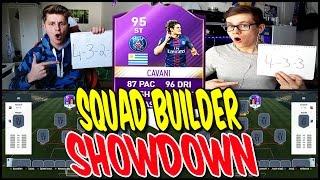 FIFA 17 - 95 POTY CAVANI SQUAD BUILDER SHOWDOWN vs. REALFIFA ⚽😝  - ULTIMATE TEAM (DEUTSCH) Mp3