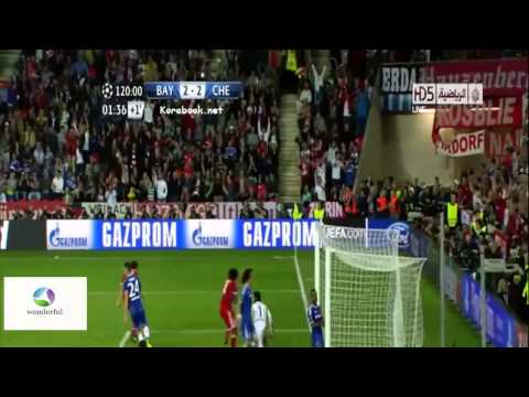 Chelsea - Bayern Munich vs Chelsea Super Cup 2013 (2-2) 5-4 Penalties - All Goals & Highlights Bayern Munich vs Chelsea Super Cup 2013 (2-2) 5-4 Penalties - All Goals ...