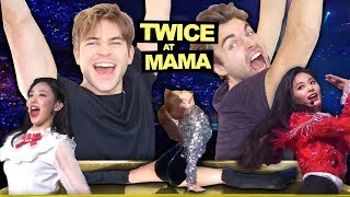 Video TWICE - *MAMA 2018* Reaction!! (all performances!) MP3, 3GP, MP4, WEBM, AVI, FLV April 2019