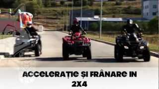 1. Cfmoto X8 vs Suzuki KingQuad 750 vs Can-Am Outlander MAX 800 XT-P