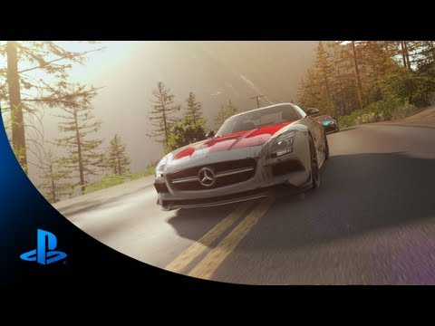 Drive - Check out the #DRIVECLUB E3 Trailer! http://us.playstation.com/ps4/games/drive-club-ps4.html ©2013 Sony Computer Entertainment Europe. .
