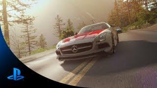 #DRIVECLUB - E3 Trailer (PS4) | E3 2013