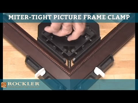 Miter-Tight Frame Clamp