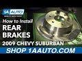 10 Chevy Suburban 1500