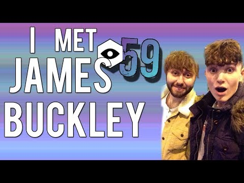 Life Story - I Met James Buckley (Jay from The Inbetweeners)