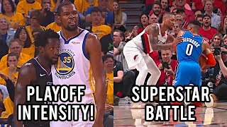 Video NBA PLAYOFFS (Beef Moments) MP3, 3GP, MP4, WEBM, AVI, FLV Mei 2019