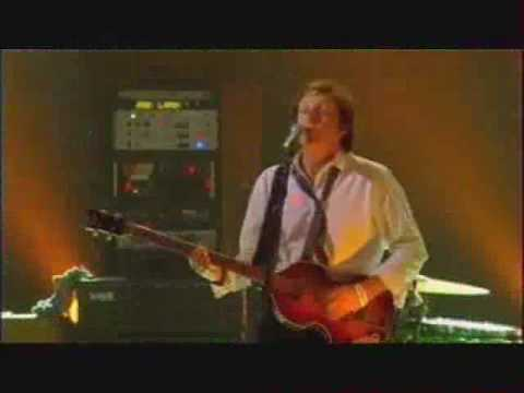 Paul McCartney - Olympia Live - I Saw Her Standing There