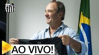 Confira a apresentação do técnico Levir Culpi, ao vivo, diretamente do CT Rei Pelé. Inscreva-se na Santos TV e fique por dentro de todas as novidades do ...