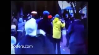 Ethiopia   Violence Outside Ethiopian Orthodox Tewahedo Church In UK October 2013