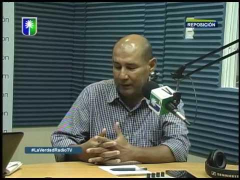 Entrevista a Carlos Nieto Palma La Verdad en Radio TV