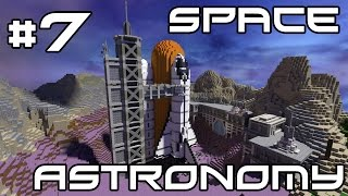 Minecraft Space Astronomy - Smeltery! #7