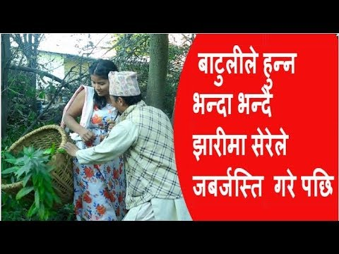 (Batuli Lai Bhagayo SereLe ||  नेपाली कमेडी...15 minutes.)