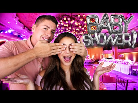 BEST BABY SHOWER SURPRISE EVER!!! *SHE HAD NO IDEA*