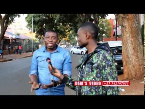 RSA: REACTION YA BA FANS YA FERRE GOLA NA AFRIQUE DU SUD