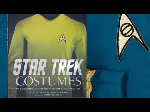 Unboxing: Star Trek Costumes- Five Decades of Fashion from the Final Frontier