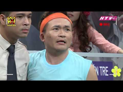 Hài Tết 2016 - Tèo Anh [Gala Hài HTV 2]