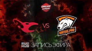 Mousesports vs Virtus.Pro, DreamLeague Season 7, game 2 [Adekvat, 4ce]