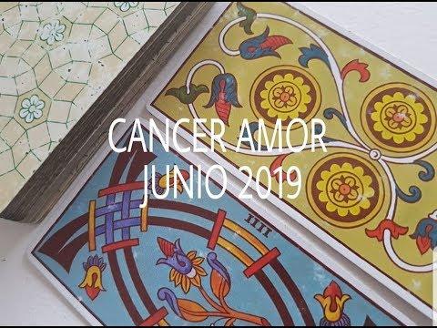 Tarjetas de amor - CANCER AMOR JUNIO 2019