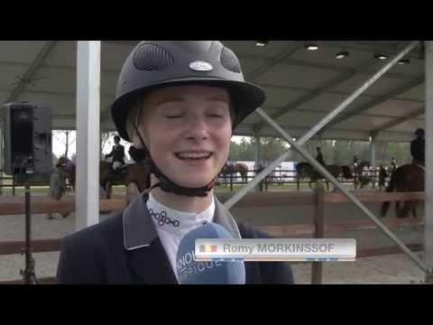 Talent winner Romy Morssinkhof