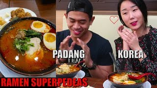 Video RAMEN level tertinggi dari seirockya ramen Challenge Bareng CEWEK Korea, HARIJISUN MP3, 3GP, MP4, WEBM, AVI, FLV November 2018