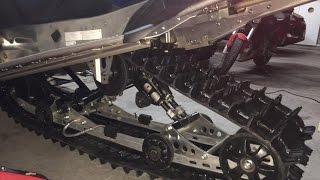 4. Yamaha Apex Track Swap