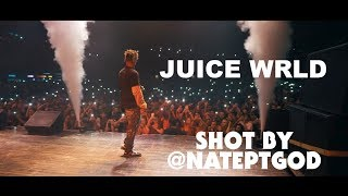 Video Juice WRLD Pays Tribute To XXXTENTACION Live [Shot By @NatePTGOD] MP3, 3GP, MP4, WEBM, AVI, FLV Oktober 2018