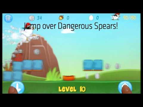 Video of Ninja Chicken Ooga Booga