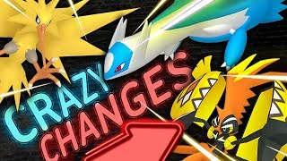 CRAZY MOVESET CHANGES CONFIRMED!? Pokemon Sword and Shield by PokeaimMD