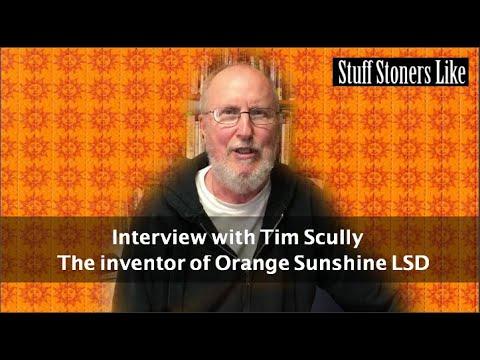 Orange Sunshine LSD Inventor Tim Scully Interview