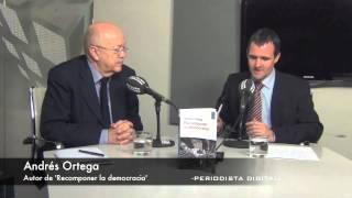 """Andrés Ortega: """"Rajoy desprecia al electorado al no haber nombrado aún candidato para Europa"""""""