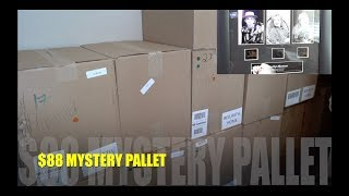 I bought a $2,100 MSRP Amazon Customer Returns Pallet / MYSTERY BOXES
