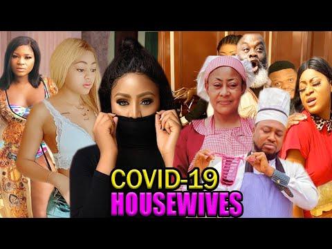 Covid-19 Housewives Season 1 - Regina Daniels & Ngozi Ezeonu 2020 Latest Nigerian Movie.