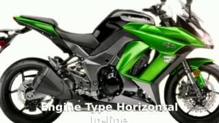 9. 2013 Kawasaki Ninja 1000 Details, Walkaround