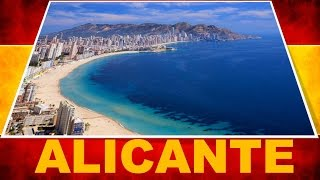 Alicante Spain  City new picture : Alicante Spain attractions 2016 - Europe Vlog #1
