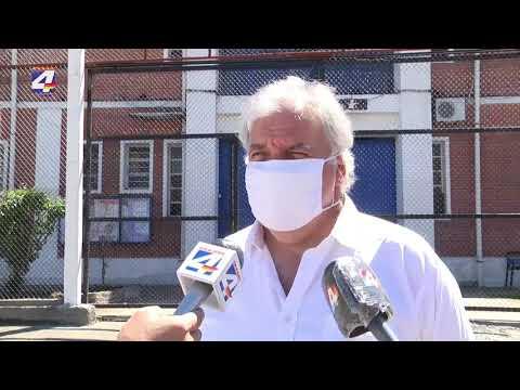 Petit aseguró que preocupan los brotes de Covid-19 en las cárceles