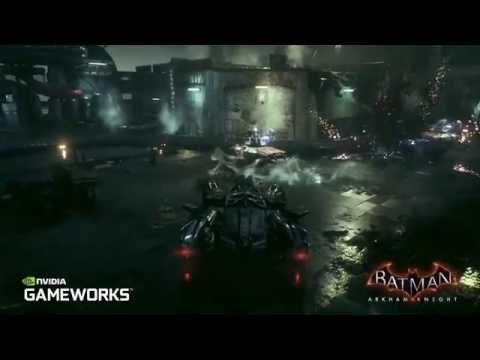 Технологии GameWorks на E3