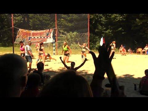Пляжный гандбол 2015 Рен26