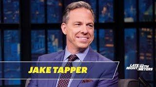 Jake Tapper Can't Believe Rep.SteveKing's