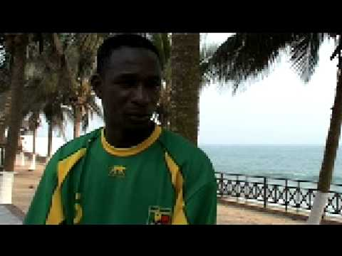 Entrevista a Mahamadou Diarra