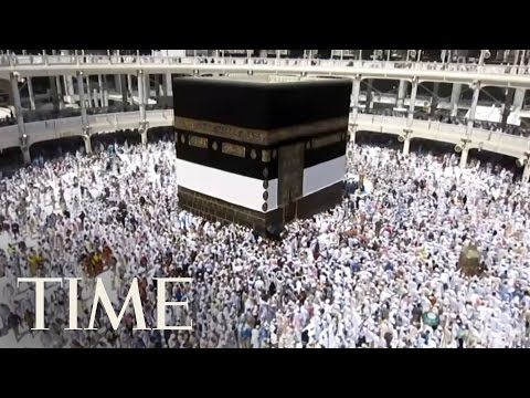 Hajj 2014: The Year of The Selfie